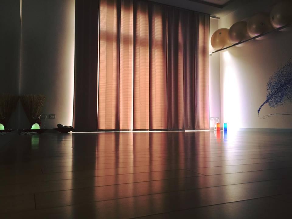 Il centro sala